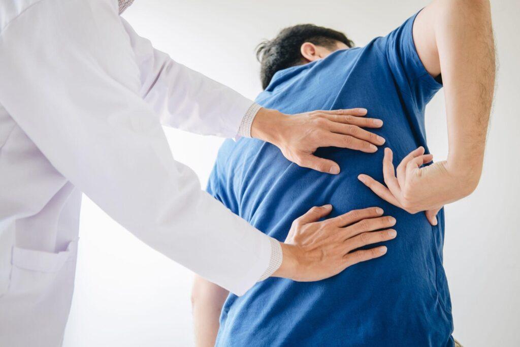 Rehasport Rücken